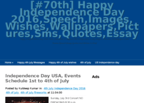 Happyindependencedaywishes.org thumbnail