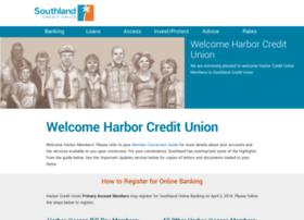 Harborfcu.org thumbnail