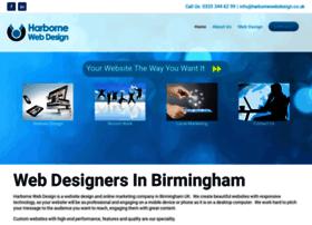 Harbornewebdesign.co.uk thumbnail