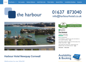 Harbourhotel.co.uk thumbnail