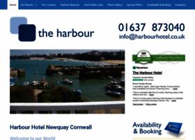Harbourhotel.co.uk thumbnail