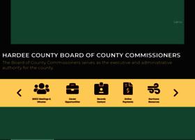 Hardeecounty.net thumbnail