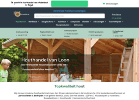 Hardhouthandelvanloon.nl thumbnail