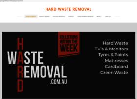 Hardwasteremoval.com.au thumbnail