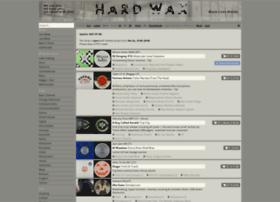 Hardwax.de thumbnail