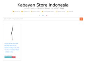 Harga.kabayanstore.com thumbnail