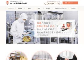 Harimafoods.co.jp thumbnail