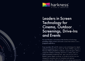 Harkness-screens.com thumbnail