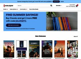 Harlequin.com thumbnail