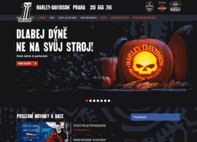 Harley-davidson-praha.cz thumbnail