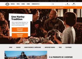Harley-davidson.fr thumbnail