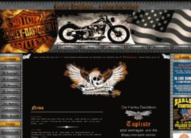Harley-motorcycles.de thumbnail