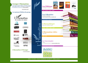 Harmattan.fr thumbnail