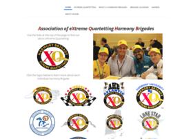 Harmonybrigade.org thumbnail
