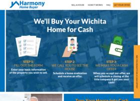 Harmonyhomebuyer.com thumbnail