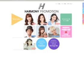 Harmonypromotion.co.jp thumbnail