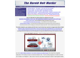 Harold-holt.net thumbnail