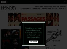 Harpers.org thumbnail