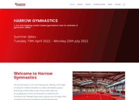 Harrowschoolofgymnastics.co.uk thumbnail