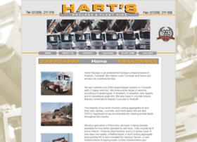 Hartshaulage.co.uk thumbnail
