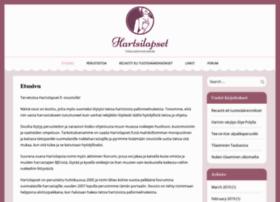 Hartsilapset.fi thumbnail