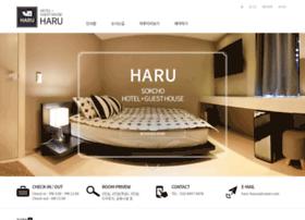 Haru-house.kr thumbnail