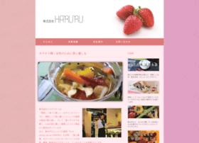 Haru-ru.jp thumbnail