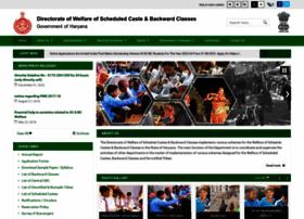 Haryanascbc.gov.in thumbnail