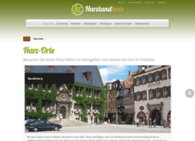 Harzlandhexe.de thumbnail