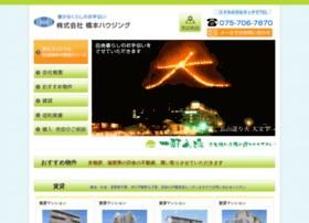 Hashimotohousing.jp thumbnail