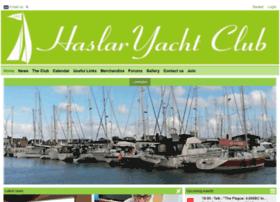 Haslaryachtclub.co.uk thumbnail