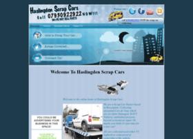 Haslingdenscrapcars.co.uk thumbnail