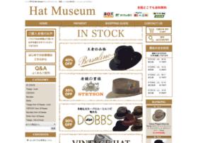 Hat-museum.shop-pro.jp thumbnail