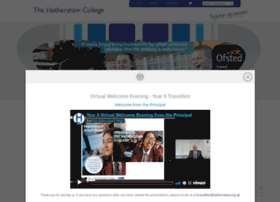 Hathershawcollege.org.uk thumbnail