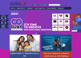 Hathwaybroadband.com thumbnail