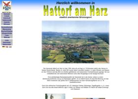 Hattorfamharz.de thumbnail
