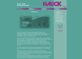 Hauck-web.de thumbnail