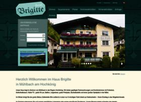 Haus-brigitte-muehlbach.at thumbnail