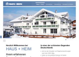 Haus-heim.de thumbnail