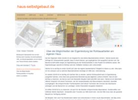 Haus-selbstgebaut.de thumbnail