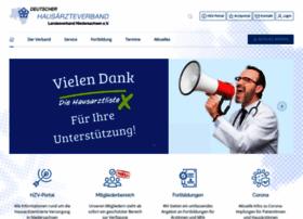 Hausaerzteverband-niedersachsen.de thumbnail