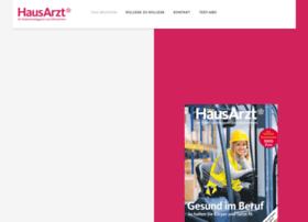 Hausarzt-patientenmagazin.de thumbnail