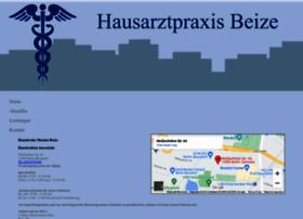 Hausarztpraxis-beize.de thumbnail