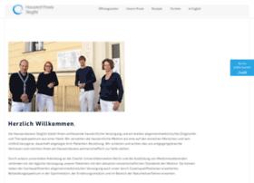 Hausarztpraxis-steglitz.de thumbnail
