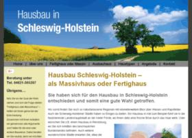Hausbau-schleswig-holstein.de thumbnail