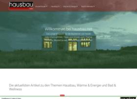 Hausbau.net thumbnail
