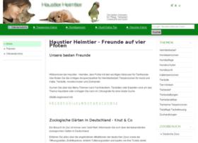 Haustier-heimtier.de thumbnail