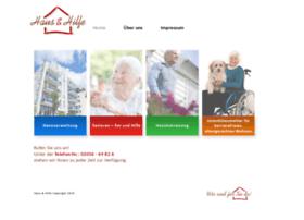 Hausundhilfe.de thumbnail