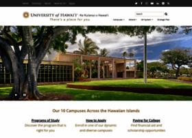 Hawaii.edu thumbnail