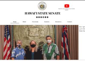 Hawaiisenatemajority.com thumbnail
